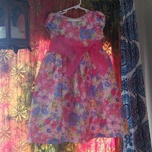 Vintage Little girls dress